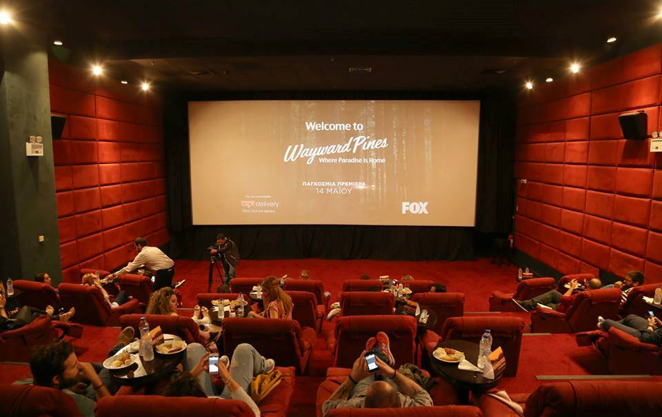 "Screening event for ""Wayward Pines"" for FOX"
