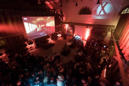 "Screening event for the premiere of ""The X-Files"" for FOX – Technopolis Athens"