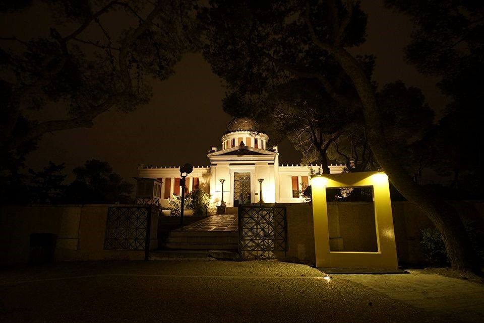MARS: Week of astronomic observation at the National Observatory of Athens for National Geographic