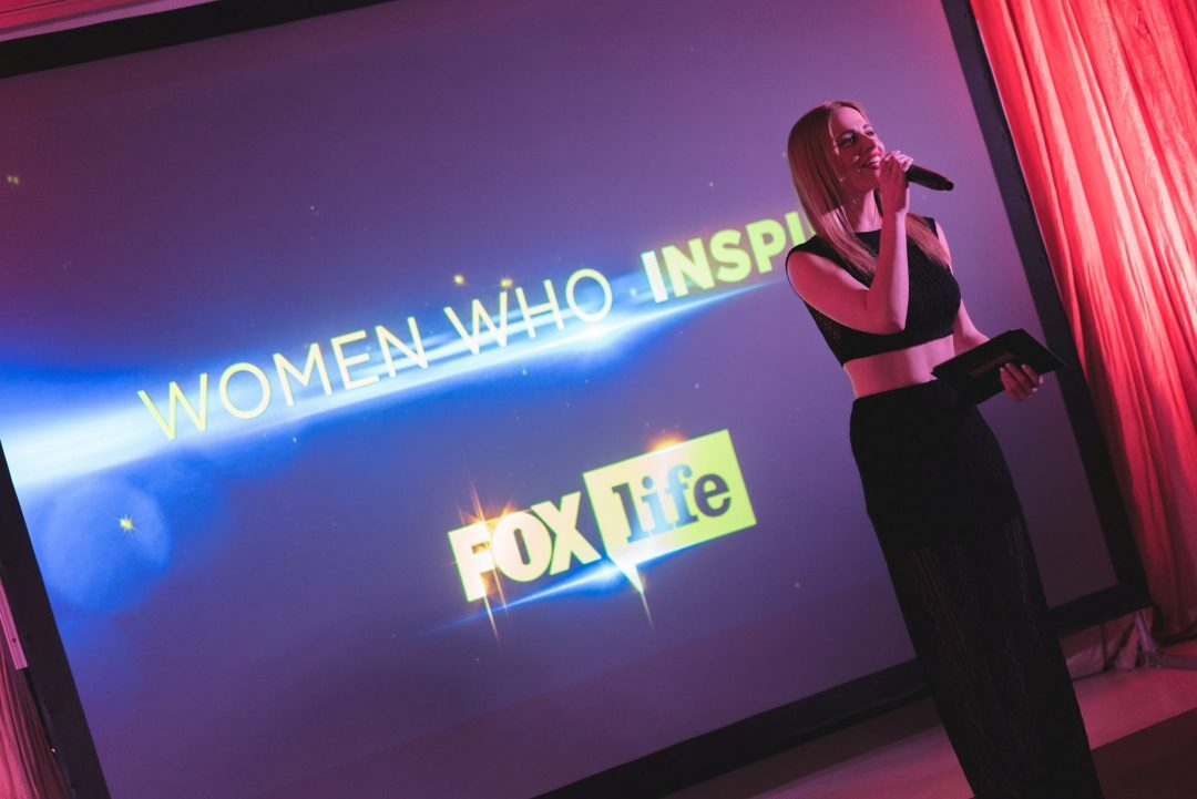 Women Who Inspire Event for FOX Life