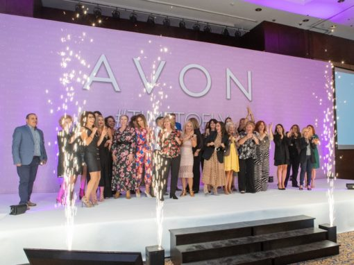 3rd AVON Sales Leadership Conference at Hyatt Regency Thessaloniki