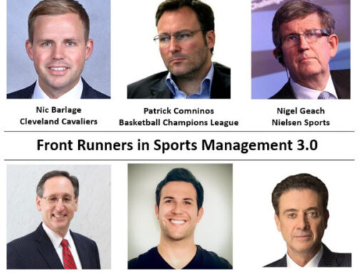 Front Runners in Sports Management 3.0 – Webinar